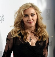 Madonna at the Truth or Dare fragrance launch - Macy's, NYC - HQ (34)