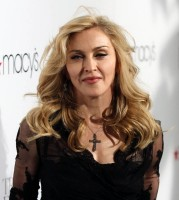 Madonna at the Truth or Dare fragrance launch - Macy's, NYC - HQ (35)