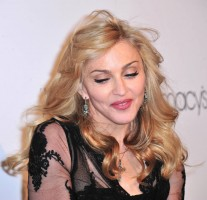 Madonna at the Truth or Dare fragrance launch - Macy's, NYC - HQ (38)