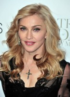 Madonna at the Truth or Dare fragrance launch - Macy's, NYC - HQ (39)