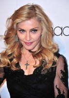 Madonna at the Truth or Dare fragrance launch - Macy's, NYC - HQ (42)