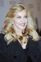 Madonna at the Truth or Dare fragrance launch - Macy's, NYC - HQ (52)