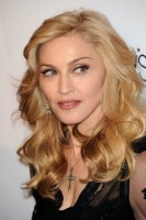 Madonna at the Truth or Dare fragrance launch - Macy's, NYC - HQ (57)