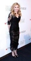 Madonna at the Truth or Dare fragrance launch - Macy's, NYC - HQ (74)