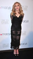 Madonna at the Truth or Dare fragrance launch - Macy's, NYC - HQ (77)