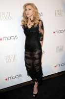 Madonna at the Truth or Dare fragrance launch - Macy's, NYC - HQ (91)
