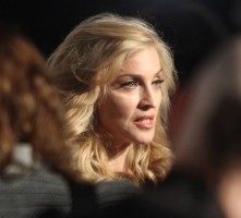Madonna at the Truth or Dare fragrance launch - Macy's, NYC - HQ (98)