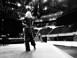 MDNA World Tour - First day in production (3)