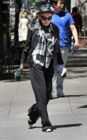 Madonna at the Kabbalah Centre in New York, 12 May 2012 (5)