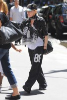 Madonna at the Kabbalah Centre in New York, 19 May 2012 (1)