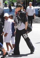Madonna at the Kabbalah Centre in New York, 19 May 2012 (3)