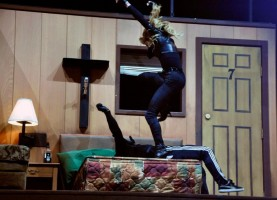 MDNA Tour Rehearsals by Guy Oseary - Part 3 (2)