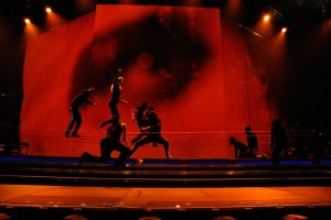 MDNA Tour Rehearsals by Guy Oseary - Part 3 (5)