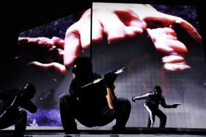MDNA Tour Rehearsals by Guy Oseary - Part 3 (6)
