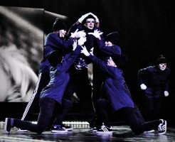 MDNA Tour Rehearsals by Guy Oseary - Part 3