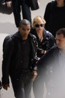 Madonna at JFK airport in New York - 24 May 2012 (6)