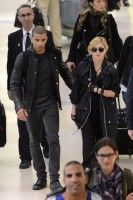 Madonna at JFK airport in New York - 24 May 2012 (7)