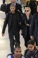 Madonna at JFK airport in New York - 24 May 2012 (12)
