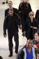 Madonna at JFK airport in New York - 24 May 2012 (15)