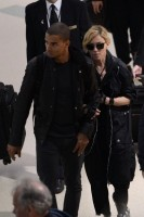 Madonna at JFK airport in New York - 24 May 2012 (16)