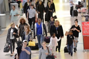 Madonna at JFK airport in New York - 24 May 2012 (18)