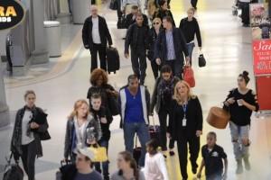 Madonna at JFK airport in New York - 24 May 2012 (23)