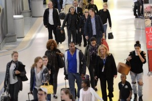 Madonna at JFK airport in New York - 24 May 2012 (24)