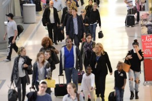 Madonna at JFK airport in New York - 24 May 2012 (25)