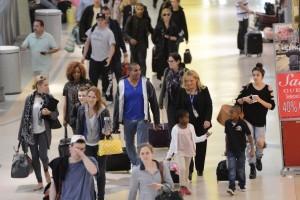 Madonna at JFK airport in New York - 24 May 2012 (26)