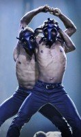 Madonna MDNA Tour rehearsals by Guy Oseary - Part 3 (7)