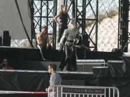 MDNA Tour Rehearsals - Ramat Gan Stadium Tel Aviv [26 May 2012] (5)