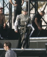 MDNA Tour Rehearsals - Ramat Gan Stadium Tel Aviv [26 May 2012] Part 3 (7)