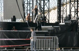 MDNA Tour Rehearsals - Ramat Gan Stadium Tel Aviv [26 May 2012] Part 3 (3)