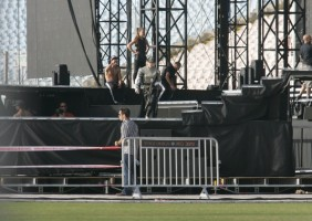 MDNA Tour Rehearsals - Ramat Gan Stadium Tel Aviv [26 May 2012] Part 3 (1)