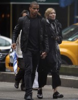 Madonna out and about in New York - 24 May 2012 (1)