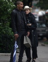 Madonna out and about in New York - 24 May 2012 (2)