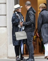 Madonna out and about in New York - 24 May 2012 (3)