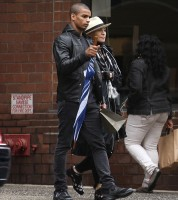 Madonna out and about in New York - 24 May 2012 (5)