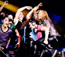 Madonna MDNA Tour rehearsals by Guy Oseary - Part 5 (3)