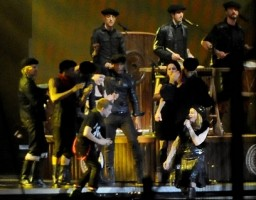 MDNA Tour Rehearsals - Costumes (4)