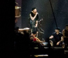MDNA Tour Rehearsals - Costumes Part 2 (2)