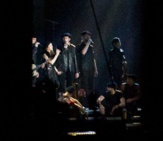 MDNA Tour Rehearsals - Costumes Part 2 (5)