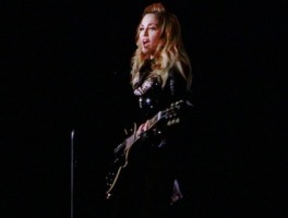 MDNA Tour Rehearsals - Ramat Gan Stadium Tel Aviv [28 May 2012] Part 2 (1)