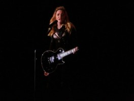 MDNA Tour Rehearsals - Ramat Gan Stadium Tel Aviv [28 May 2012] Part 2 (2)
