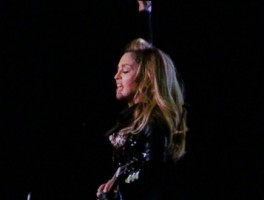 MDNA Tour Rehearsals - Ramat Gan Stadium Tel Aviv [28 May 2012] Part 2 (3)