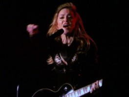 MDNA Tour Rehearsals - Ramat Gan Stadium Tel Aviv [28 May 2012] Part 2 (4)