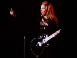 MDNA Tour Rehearsals - Ramat Gan Stadium Tel Aviv [28 May 2012] Part 2 (5)