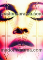 MDNA Tourbook - Front and Backcover (1)