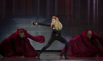 MDNA Tour Opening in Tel Aviv - HQ (3)