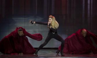 MDNA Tour Opening in Tel Aviv - HQ (3)